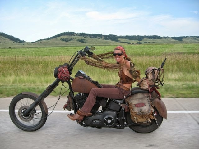 Biker chicks for dating