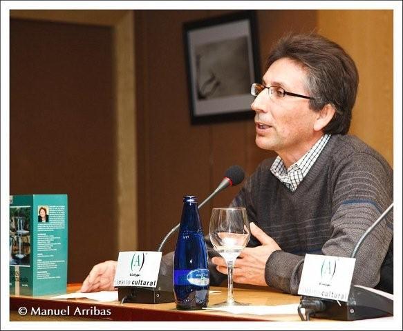 Celedonio García Rodríguez, profesor del IES