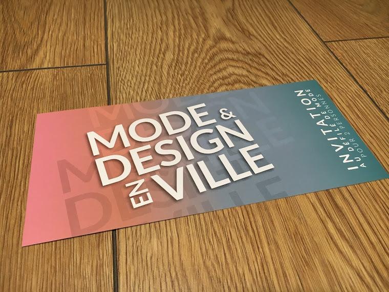 Mode & Design en Ville