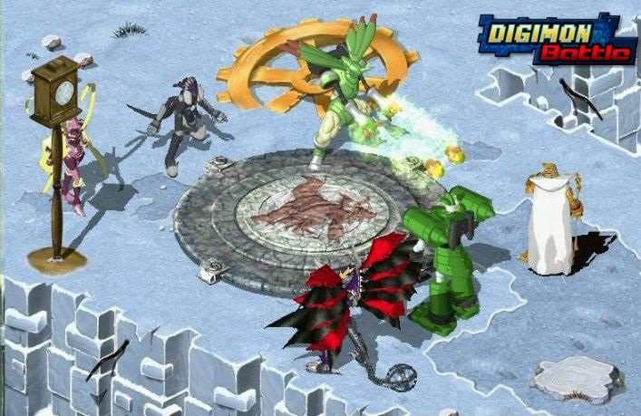 Digimon Battle game PC