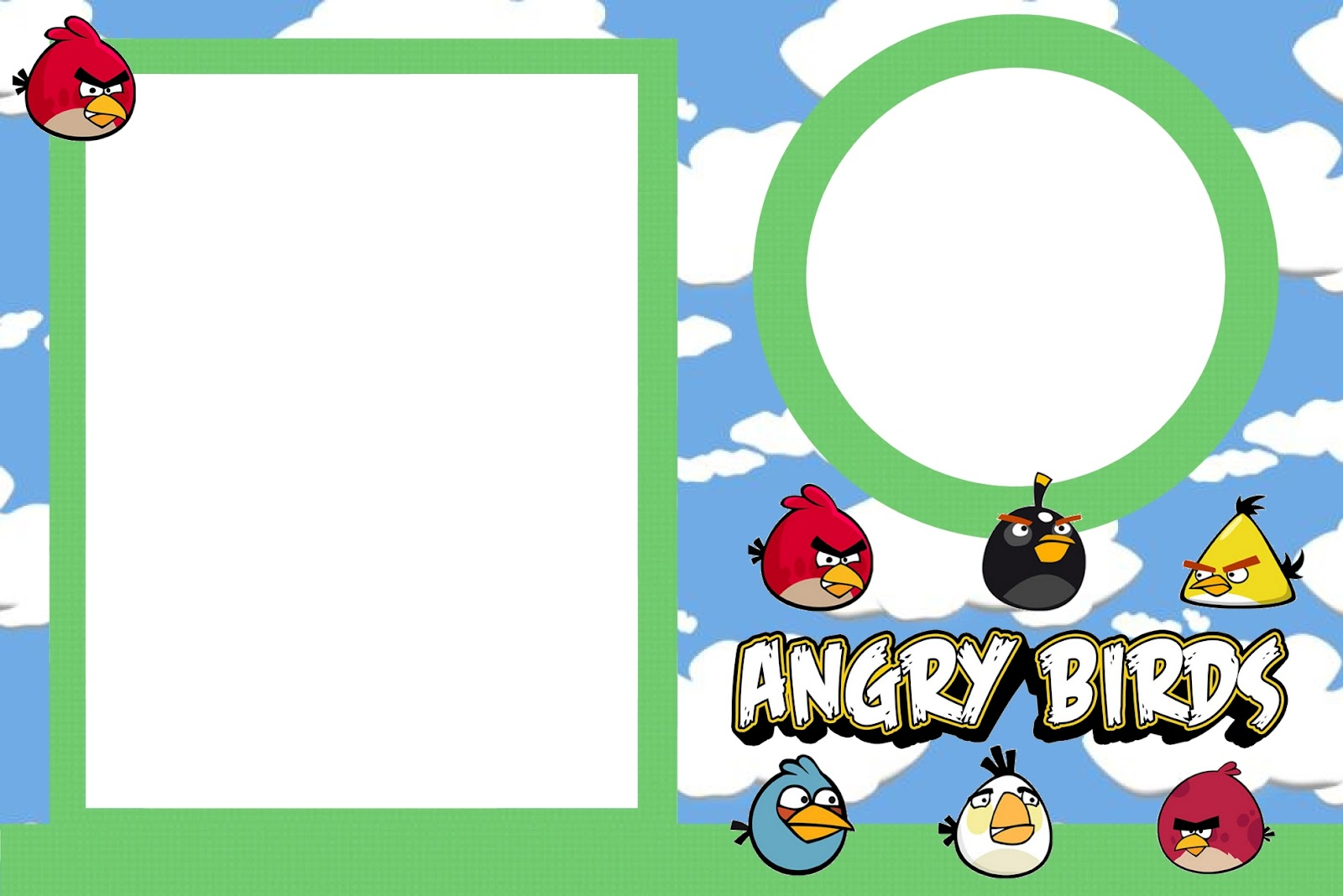 angry birds images to print - photo #44