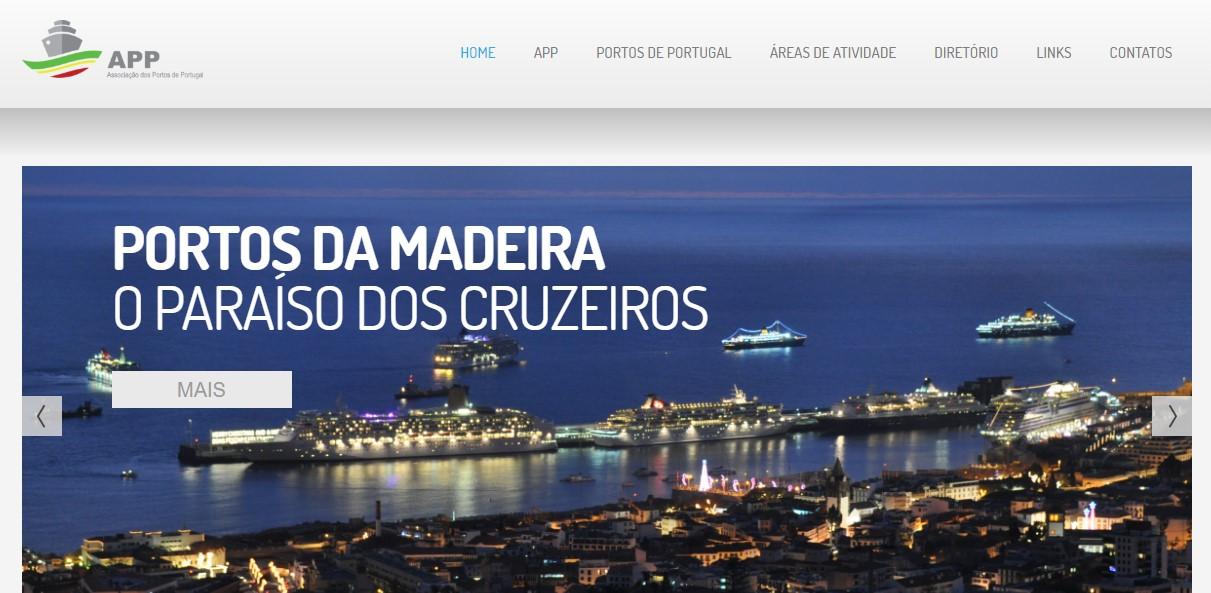 APP - PORTOS DE PORTUGAL