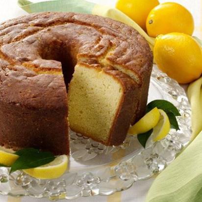 Lemon-Buttermilk Pound Cake Recipe | cooking ideas