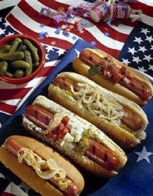 Hot Dog Rolls Catering Bath