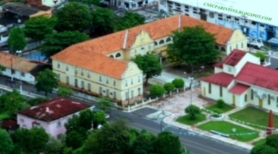 """Colégio """"Nossa Senhora do Carmo""""."""