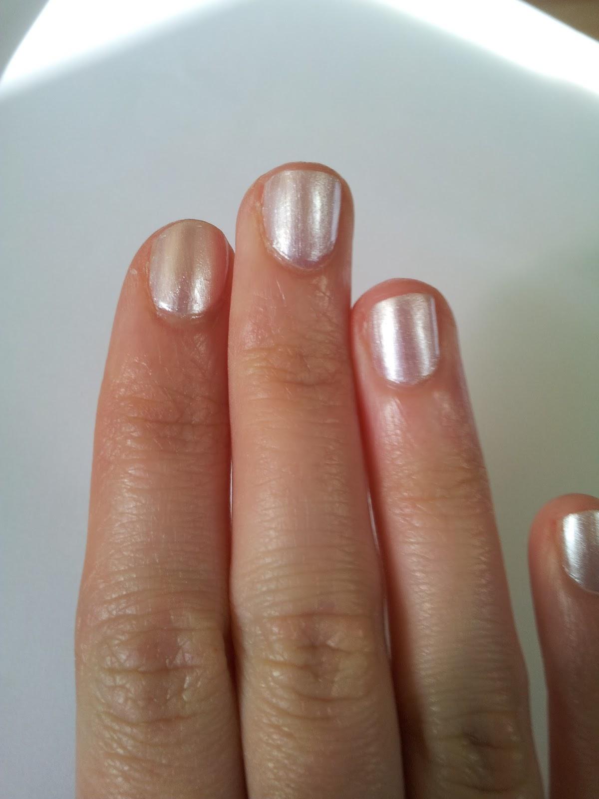 Rachel\'s Beauty Bites: Beauty Bite: Miss Sporty nail polish
