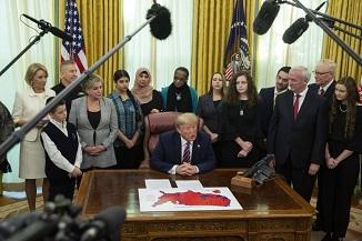 Administrația Trump adoptă 3 măsuri majore pentru Libertatea Religioasă