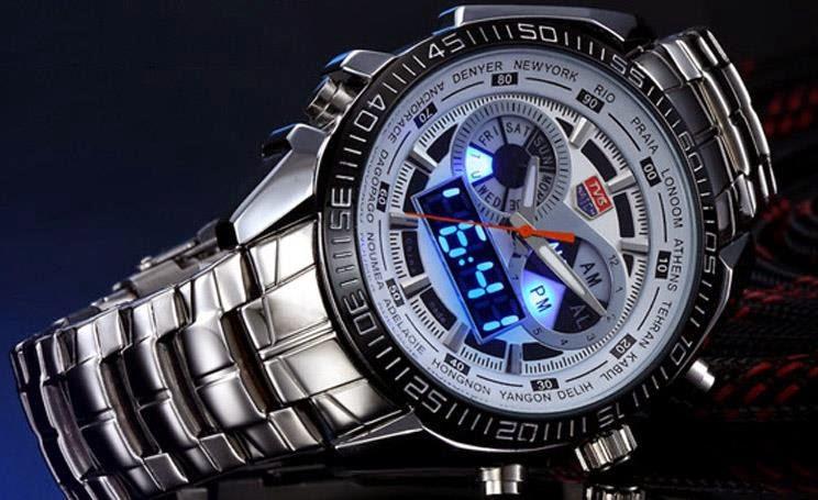jam tangan keren yan gahar dan elegan