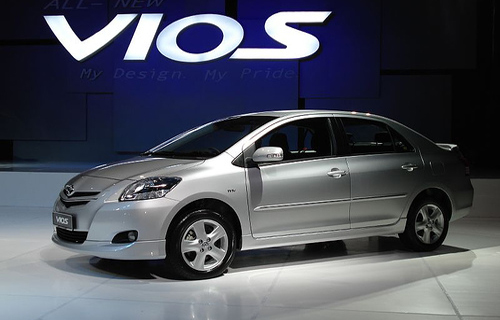New Toyota Vios 2012 Buzz On TheStreets