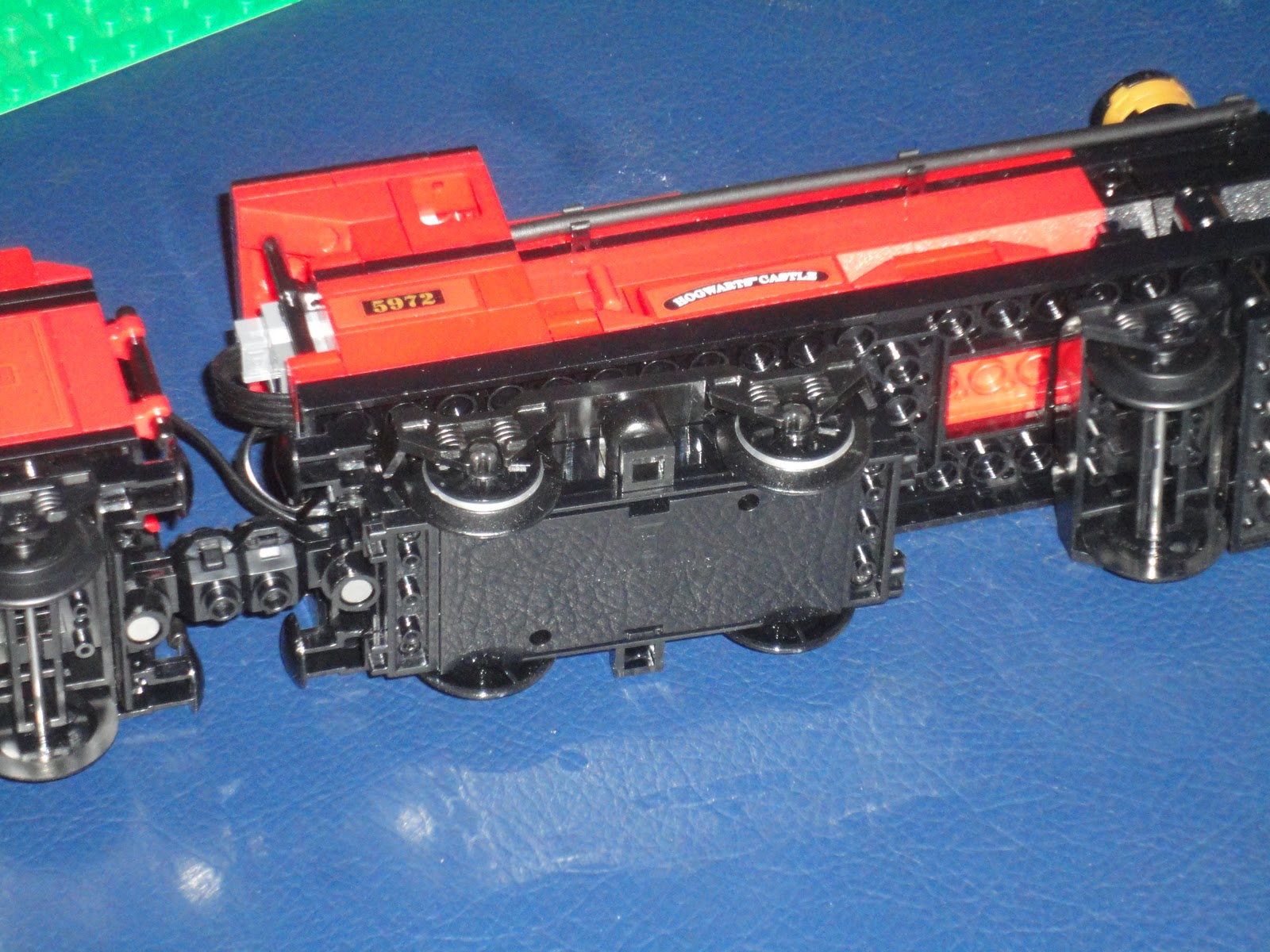 Brickville Town Harbour Lego City Railway