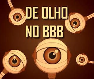 Fique de Olho no nosso BBB. Bom Blog Brasil, o melhor BBB de todos os tempos.