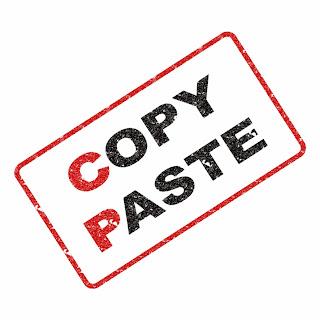 προστασία copy paste