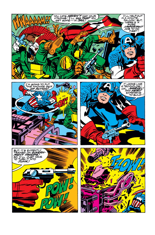 Captain America (1968) Issue #197 #111 - English 15