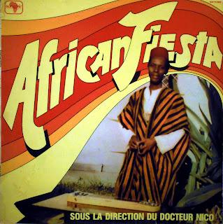 African Fiesta - Sous la direction du Docteur Nico,Sonafric 61.008, 1978