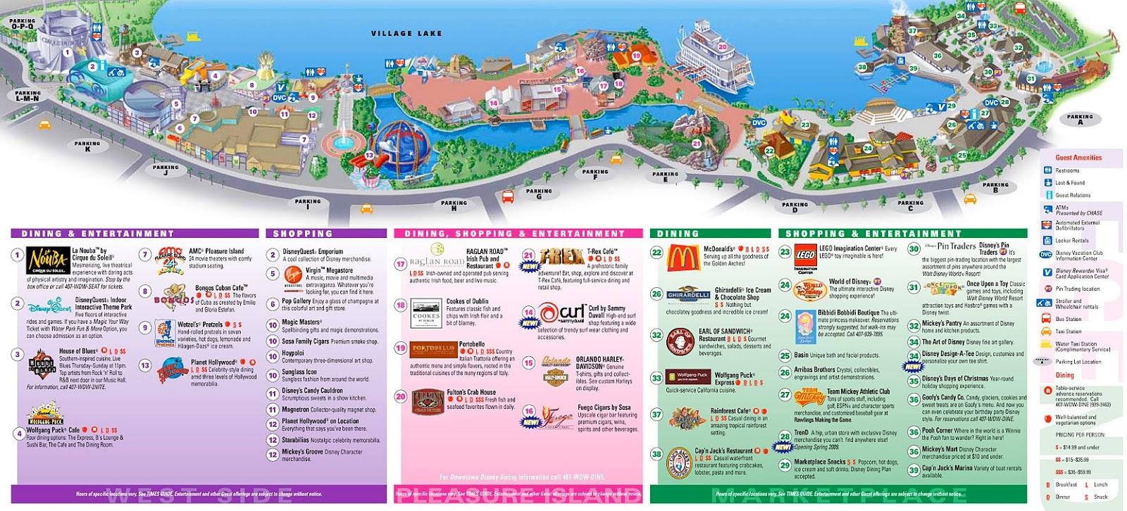 of Disney pleasure island history