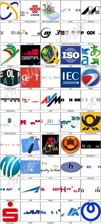 logo quiz 2 answers logistics wwwpixsharkcom images