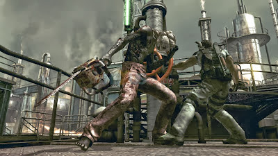 Resident Evil 5 Full Crack Download