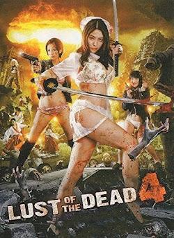 Zombie Háo Sắc 4 - Rape Zombie: Lust of the Dead 4