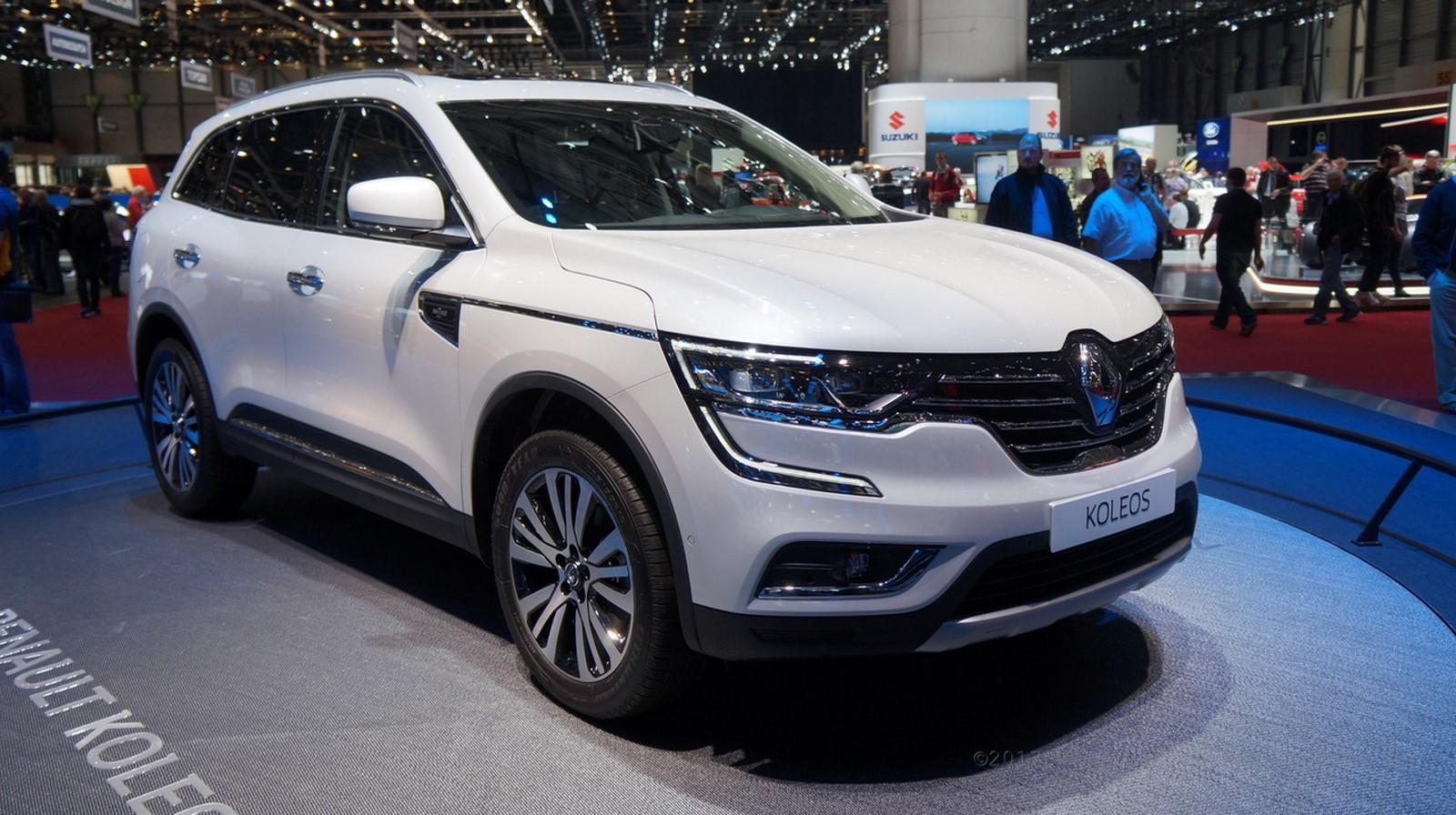 Dossier Renault Koleos 2