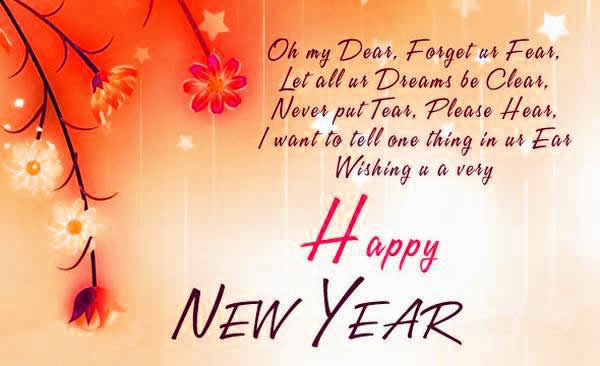 Happy New Year 2016 HD Quotes