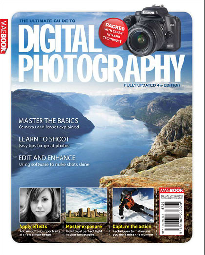 The Ultimate Guide to Digital Photography 4th Edition