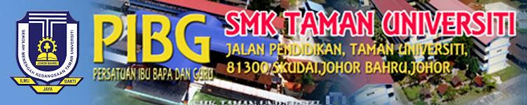 PIBG SMK TAMAN UNIVERSITI , JOHOR BAHRU
