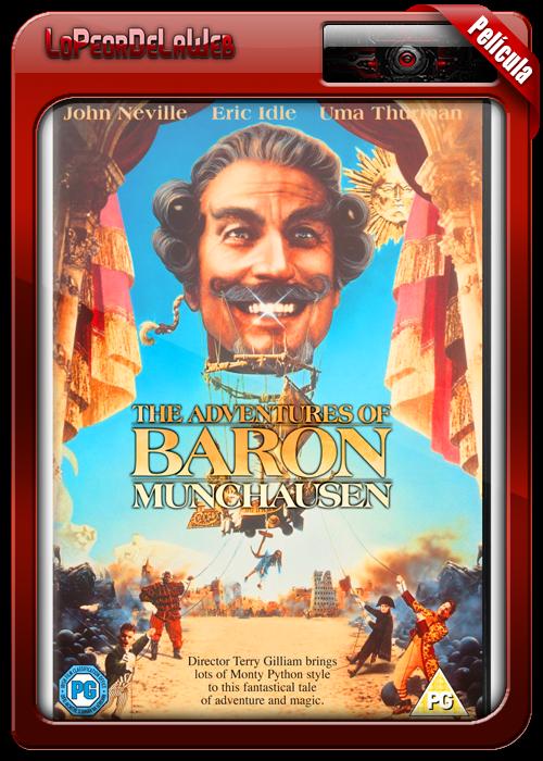 Las Aventuras Del Barón Munchausen (1988) [BrRip-Dual-Mega]