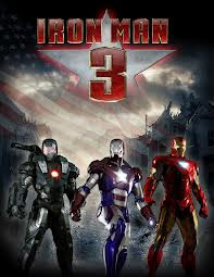 Iron Man 3 gratis Online