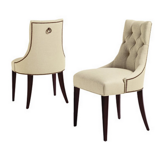 Living livelier look for less the oh so popular baker for Dining chairs for less