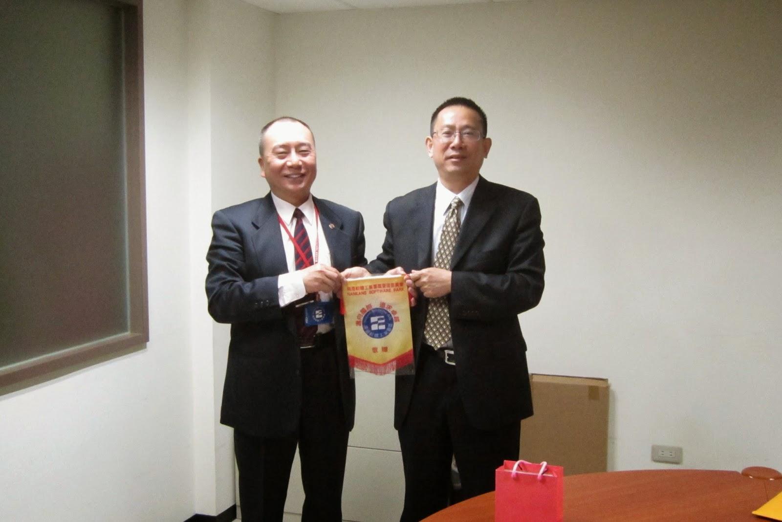 嘉興經濟技術開發區管委會參訪團