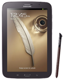 Samsung GT-N5110NKYXAR Galaxy Note 8.0 (16GB, Gold-Brown) Review & Specs