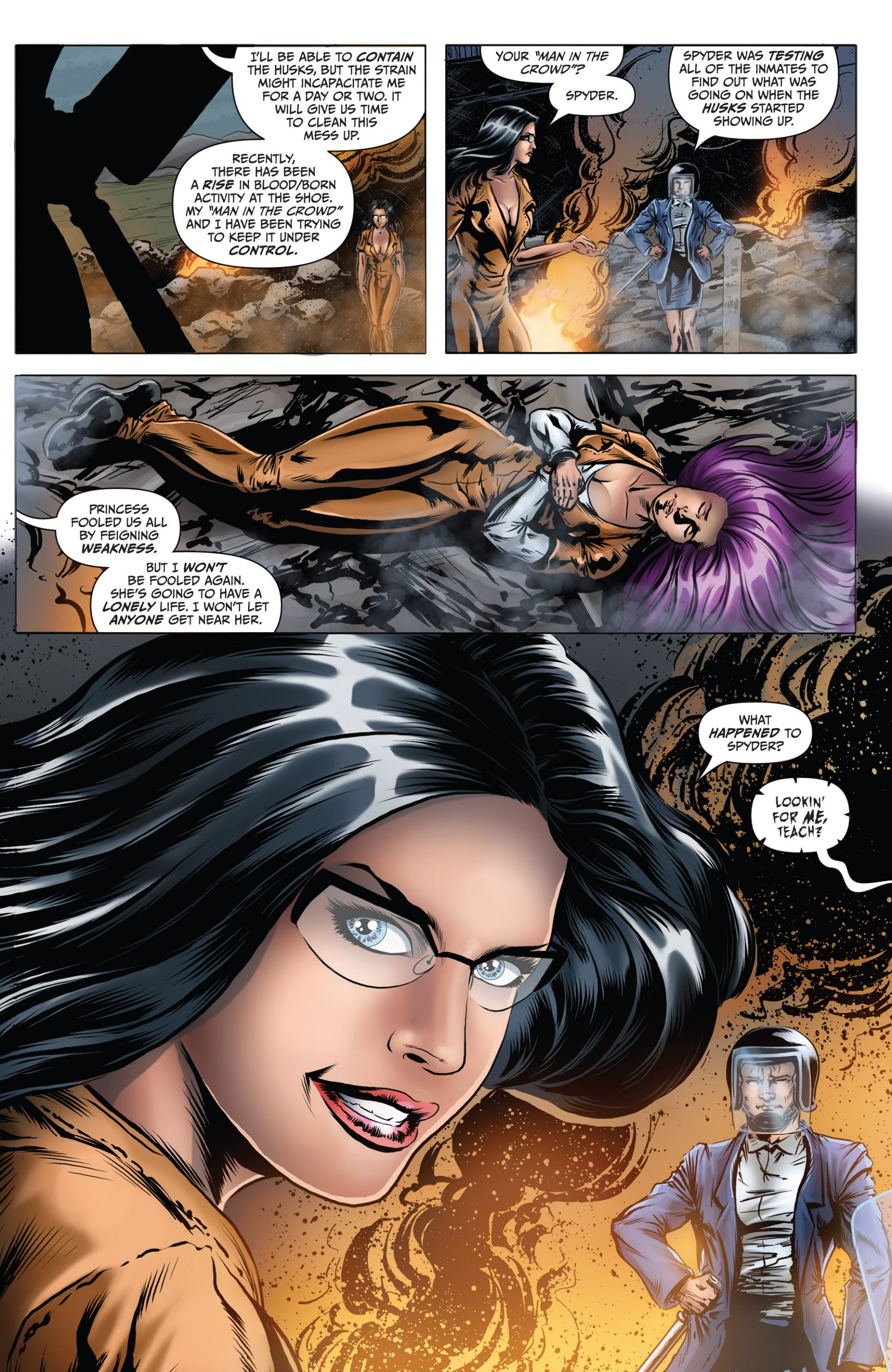 Grimm Fairy Tales (2005) Issue #81 #84 - English 17