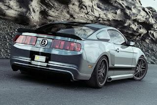 2013 Mustang Konquistador picture