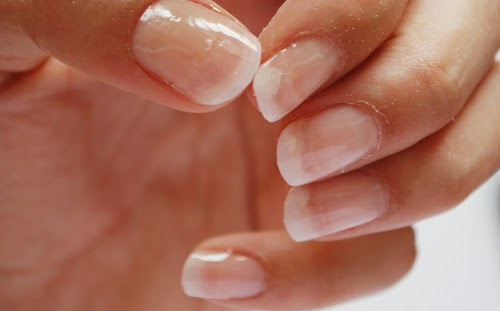 Nails gel without gel!