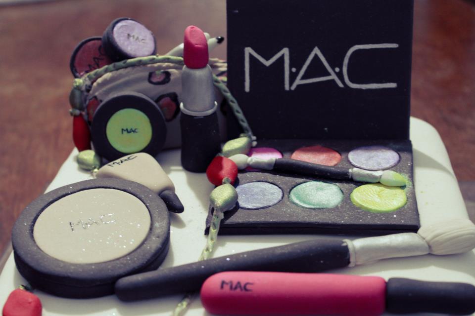 Maquiagem Mac no Brasil Maquiagem Mac Esse Bolo Feito