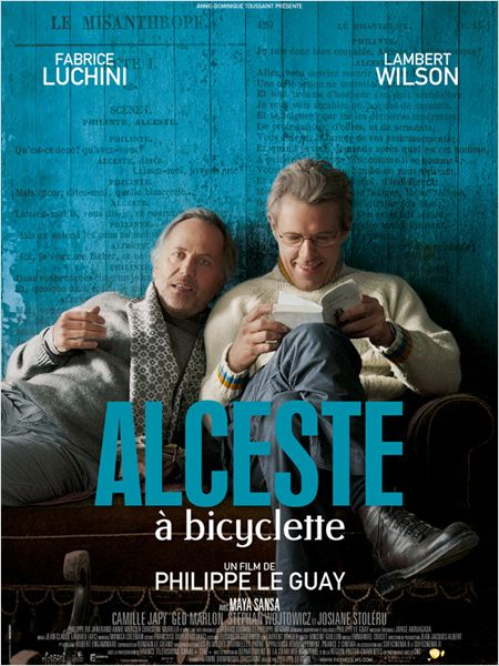 Cycling with Moliere (2012)