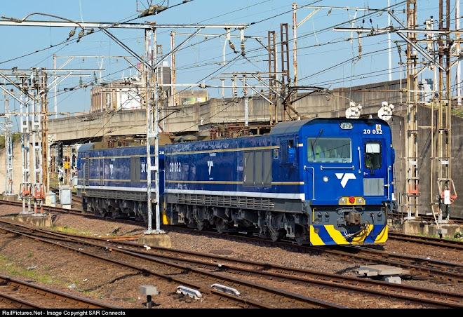 Class 20E Locomotives 20 032 & 20 031