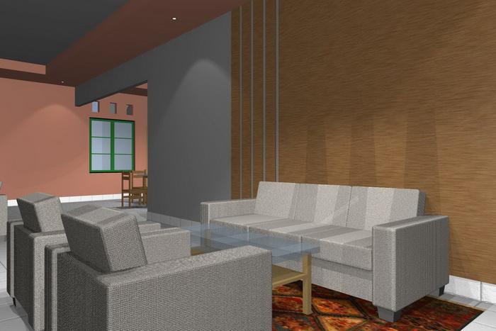 rumahku 1 interior rumah minimalis ruang tamu