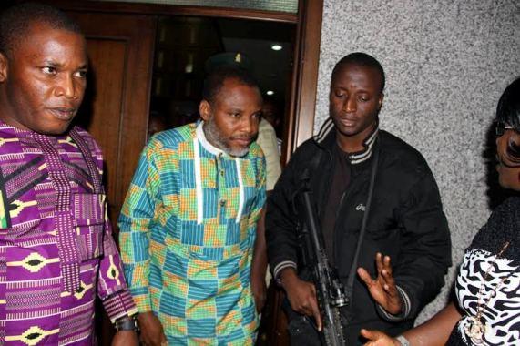 Radio Biafra Nnamdi Kanu trial