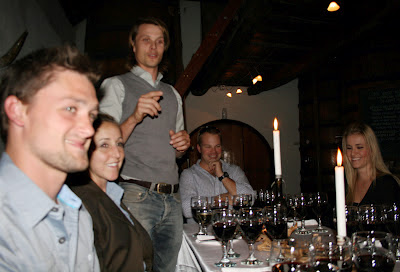 """""""Come Wine with us"""" at Boer & Brit, Oude Wellington Estate events, cape-town - DIE+BRIT"""
