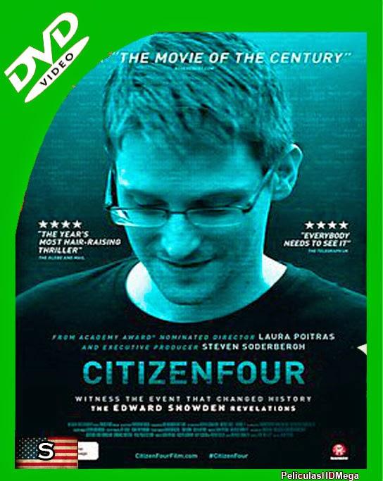 Citizenfour (2014) DVDRip Subtitulado