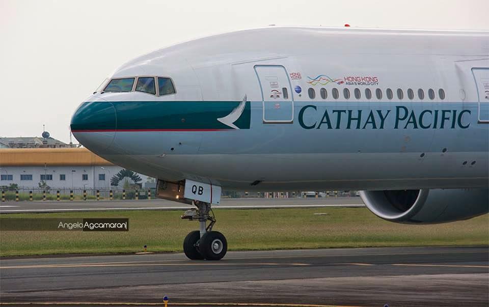 Cathay pacific из гонконга минет