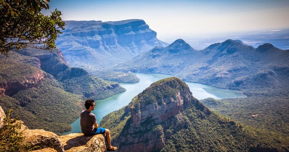 The Blyde River Canyon The Most Beautiful Natural Wonder
