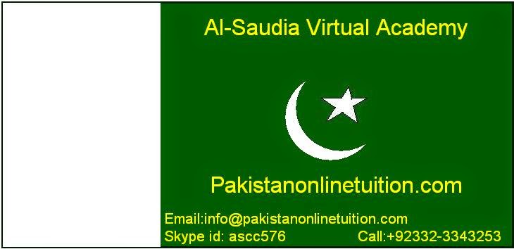 ONLINE TUITION PAKISTAN,+923323343253,ONLINE TUTOR PAKISTAN , SAUDI ARABIA, KUWAIT, QATAR, UK, USA