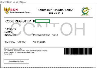 Pendataan Ulang PNS Secara Elektronik