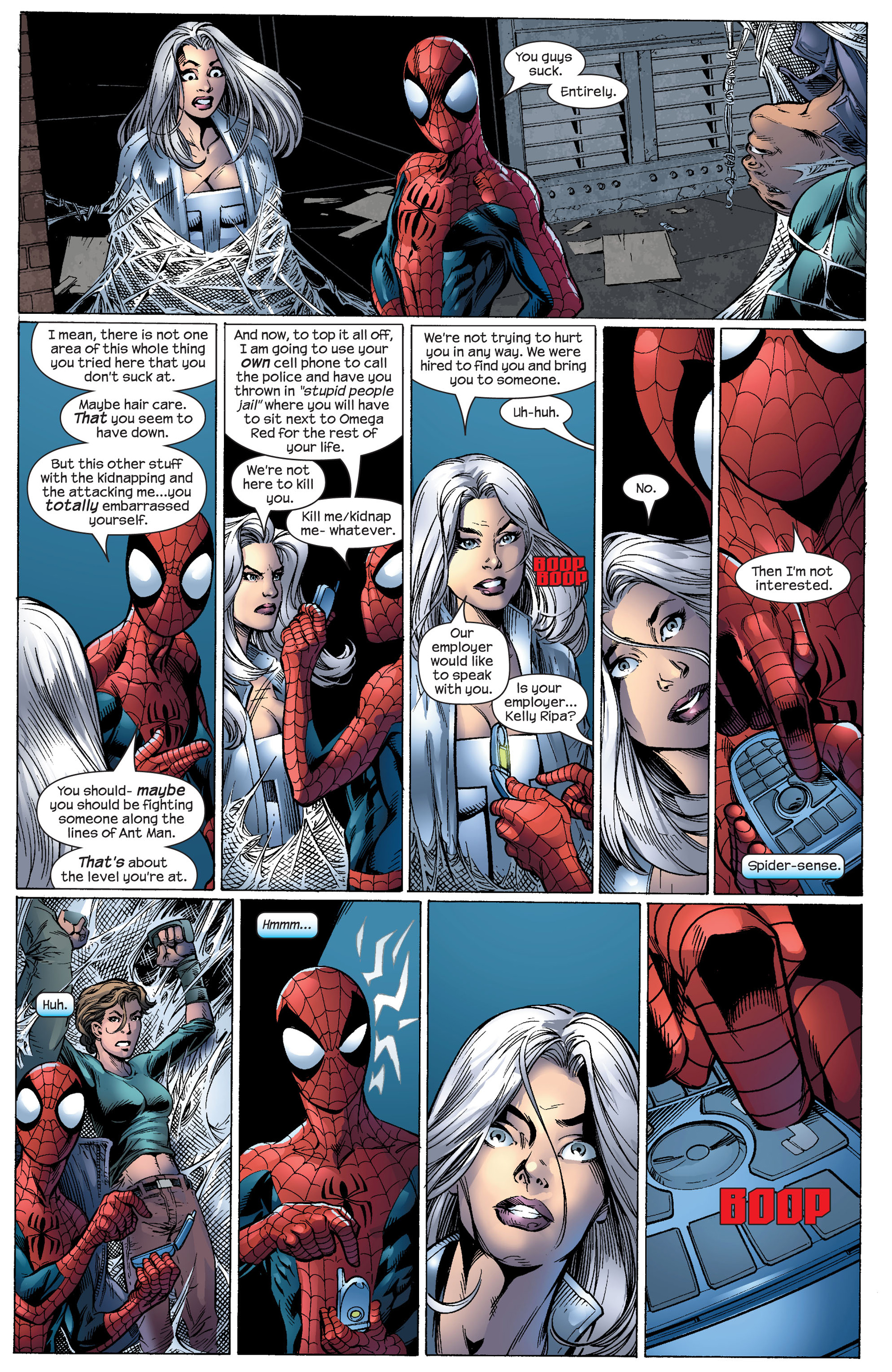 Ultimate Spider-Man (2000) Issue #88 #92 - English 21