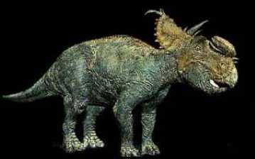 pachyrhinosaurus disney  época dos dinossauros.