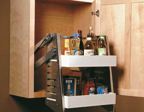 Slide Out Drawers For Kitchen Cabinets
