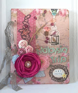 Featured Project at Prima's Blog - February 2013 Product Pick & Palette