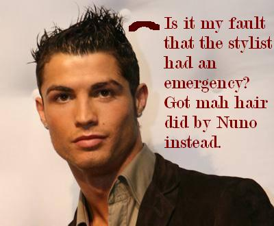 Cr7 Haircut